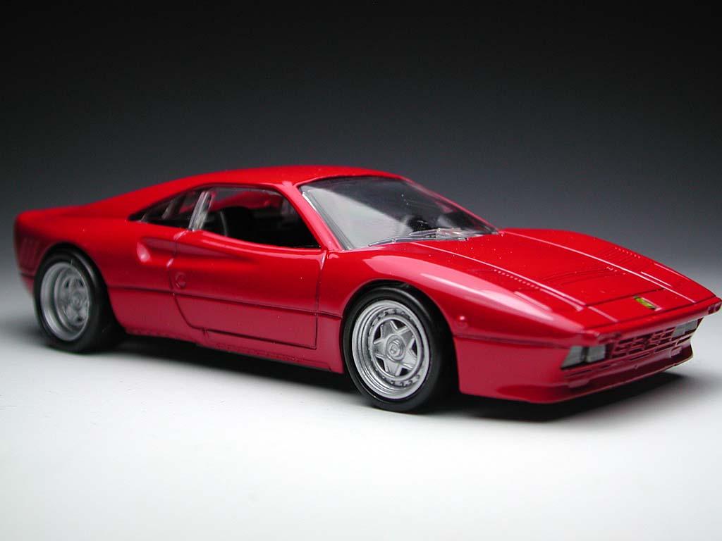 picture of red Ferrari 288 GTO, perfect model ferrari, 288 gto sports ...